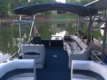 24 ft. Harris FloteBote 240A Pontoon Boat Rental Charlotte Image 5