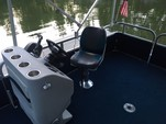 24 ft. Harris FloteBote 240A Pontoon Boat Rental Charlotte Image 6