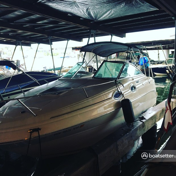 Rent a Sea Ray Boats cuddy cabin in Seattle, WA near me