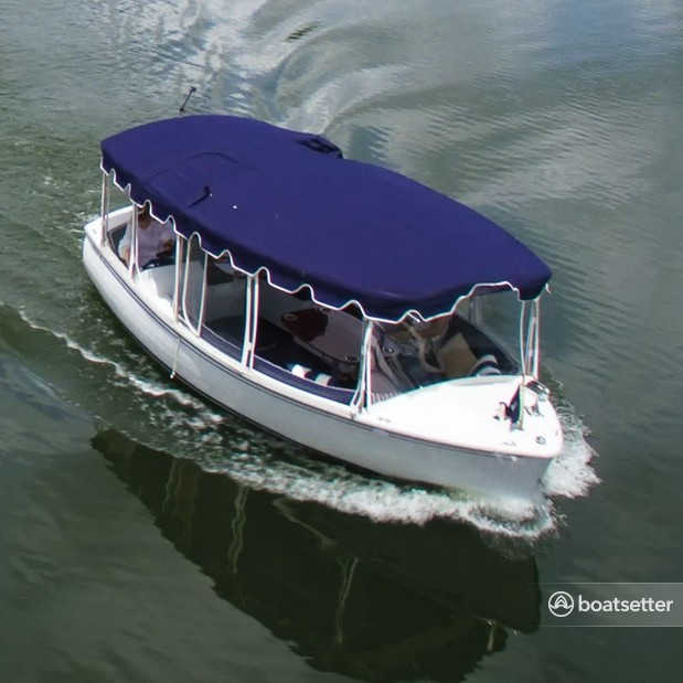 Rent a Duffy Electric Boats electric in Marina del Rey, CA near me