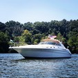 50 ft. Sea Ray Boats 450 Sundancer Cruiser Boat Rental Washington DC Image 11