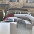 24 ft. Bentley Pontoon 243 Cruise Tri Tube  Pontoon Boat Rental Atlanta Image 3