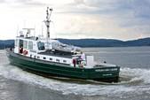 52 ft. Turemco Police Classic Boat Rental New York Image 1