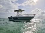 24 ft. Pro-Line Boats 23 Sport Center Console Boat Rental Miami Image 1