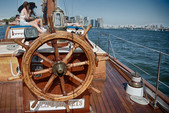 72 ft. Herreshoff sloop Custom design Sloop Boat Rental New York Image 8