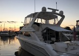 44 ft. Sea Ray Boats 440 Express Bridge Express Cruiser Boat Rental Jacksonville Image 7