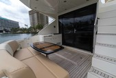 50 ft. Marquis Yachts 500 Sport Bridge Flybridge Boat Rental West Palm Beach  Image 3