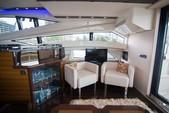 50 ft. Marquis Yachts 500 Sport Bridge Flybridge Boat Rental West Palm Beach  Image 6