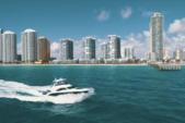 46 ft. Sea Ray Boats 450 Sundancer Cruiser Boat Rental Miami Image 4