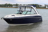 27 ft. Monterey Boats 264FS Bow Rider Boat Rental Detroit Image 5