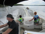 18 ft. Sea Ray Boats 176 SRX  Ski And Wakeboard Boat Rental Rest of Northeast Image 2