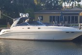 50 ft. Sea Ray Boats 410 Sundancer Cruiser Boat Rental Miami Image 3