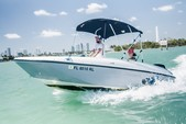 16 ft. Bayliner Element Bow Rider Boat Rental Miami Image 6