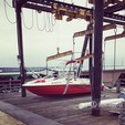 21 ft. Yamaha AR210  Bow Rider Boat Rental Seattle-Puget Sound Image 1