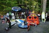 21 ft. Malibu Boats I-RIDE(**) Ski And Wakeboard Boat Rental Washington DC Image 3