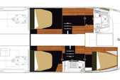 37 ft. Fountaine Pajot MY 37 Catamaran Boat Rental Tampa Image 8