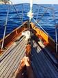 36 ft. Sparkman & Stephens Cutter Cutter Boat Rental La Maddalena Image 3
