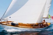 36 ft. Sparkman & Stephens Cutter Cutter Boat Rental La Maddalena Image 15