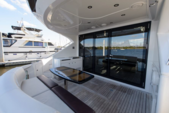 50 ft. Marquis Yachts 500 Sport Coupe Motor Yacht Boat Rental Miami Image 5