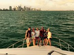 54 ft. Sea Ray Sedan Bridge Motor Yacht Boat Rental Miami Image 14
