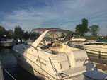 33 ft. Larson Cabrio 300 Mid  Cabin Cruiser Boat Rental Chicago Image 20