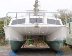 28 ft. Other Catalac 8m Catamaran Boat Rental Miami Image 3