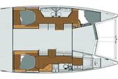 40 ft. Fountaine Pajot Lucia 40 Catamaran Boat Rental Tampa Image 2