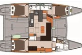 44 ft. Fountaine Pajot Helia 44 Catamaran Boat Rental Tampa Image 4
