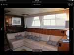 43 ft. Hatteras Yachts 43 Motor Yacht Motor Yacht Boat Rental Miami Image 5