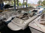 26 ft. Sea Ray Boats 240 Sundeck Bow Rider Boat Rental Miami Image 3