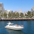 58 ft. Cruisers Yachts 560 Express Motor Yacht Boat Rental San Diego Image 3