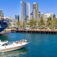 58 ft. Cruisers Yachts 560 Express Motor Yacht Boat Rental San Diego Image 6