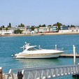 58 ft. Cruisers Yachts 560 Express Motor Yacht Boat Rental San Diego Image 4