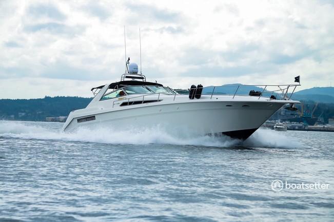 Rent a Sea Ray Boats motor yacht in Seattle, WA near me
