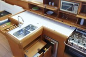 50 ft. Jeanneau Sailboats 519 Classic Boat Rental Tampa Image 5