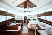 50 ft. Prestige Flybridge Boat Rental Miami Image 5