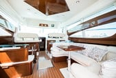 50 ft. Prestige Flybridge Boat Rental Miami Image 6