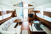 50 ft. Prestige Flybridge Boat Rental Miami Image 9