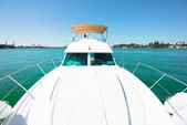 50 ft. Prestige Flybridge Boat Rental Miami Image 13