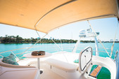 50 ft. Prestige Flybridge Boat Rental Miami Image 14