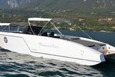 30 ft. Frauscher 1017 Lido Bow Rider Boat Rental Mandelieu-la-Napoule Image 3