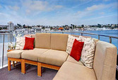 60 ft. Chris Craft 65 Motor Yacht Boat Rental Los Angeles Image 11