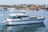 60 ft. Chris Craft 65 Motor Yacht Boat Rental Los Angeles Image 12