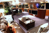 82 ft. Hatteras Yachts 82 Sportfisher Motor Yacht Boat Rental Los Angeles Image 2