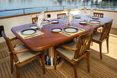 100 ft. Azimut Yachts 100 Jumbo Motor Yacht Boat Rental Los Angeles Image 18