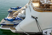 100 ft. Azimut Yachts 100 Jumbo Motor Yacht Boat Rental Los Angeles Image 19