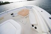 38 ft. Boston Whaler 370 Outrage w/3-300L6 Verado Joystick Center Console Boat Rental Miami Image 3