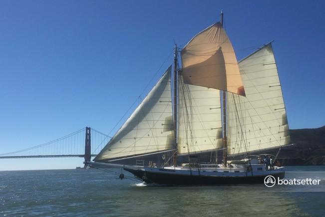 Rent a Other schooner in San Francisco, CA near me