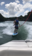 24 ft. Supra by Skiers Choice Launch 24 SSV  Ski And Wakeboard Boat Rental N Texas Gulf Coast Image 6