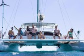 48 ft. Catamaran Cruiser Custom Made Catamaran Boat Rental Hawaii Image 18
